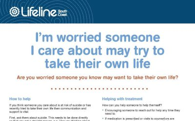 Free Mental Health Fact Sheets Now Available